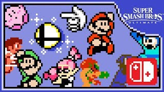 Trailer Theme (8-Bit Remix) - Super Smash Bros. Ultimate