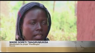 Rwanda, Biogaz au Rwanda