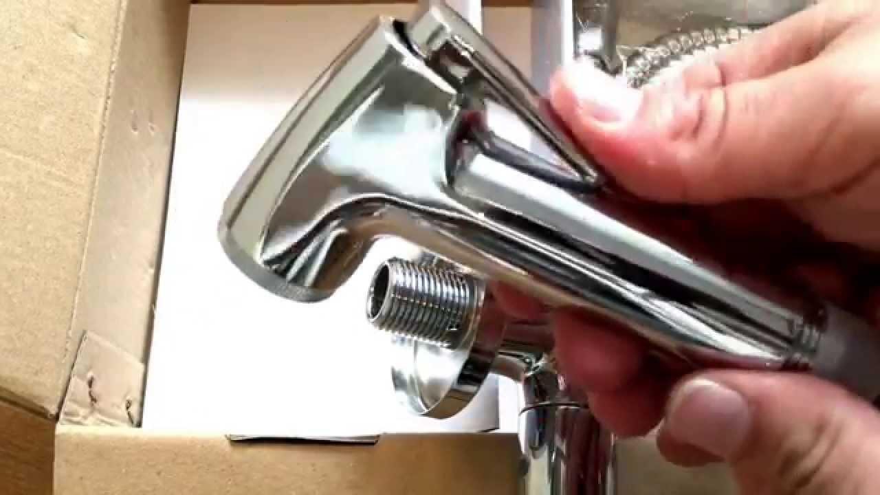 Grifo bide wc higi nico camel youtube - Grifos de pared ...