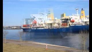 LÜRSSEN Shipyard Bremen ***MS AZZAM*** biggest LÜRSSEN Yacht ever built 04 2013