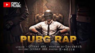PUBG RAP TRAP RIMIX | NEW KANNADA RAP SONG| GOURAV HNR