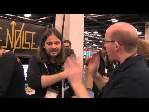 NAMM 2015: In Conversation with Alessandro Cortini