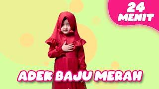 Aishwa Nahla Adek Baju Merah   Kompilasi Lagu Anak Terpopuler 2020