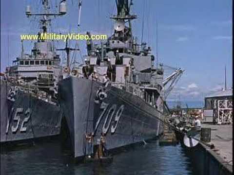 Guantanamo Naval Base (GITMO): 1950s & 1960s