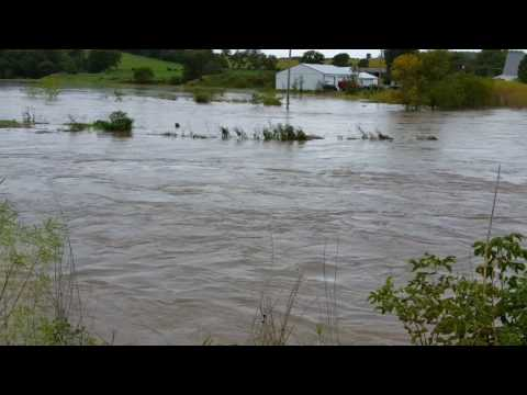 Richland Electric Cooperative: Flood Sept. 7, 2016