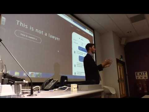 """""""Decoding the Law"""" at Nottingham Law School"""