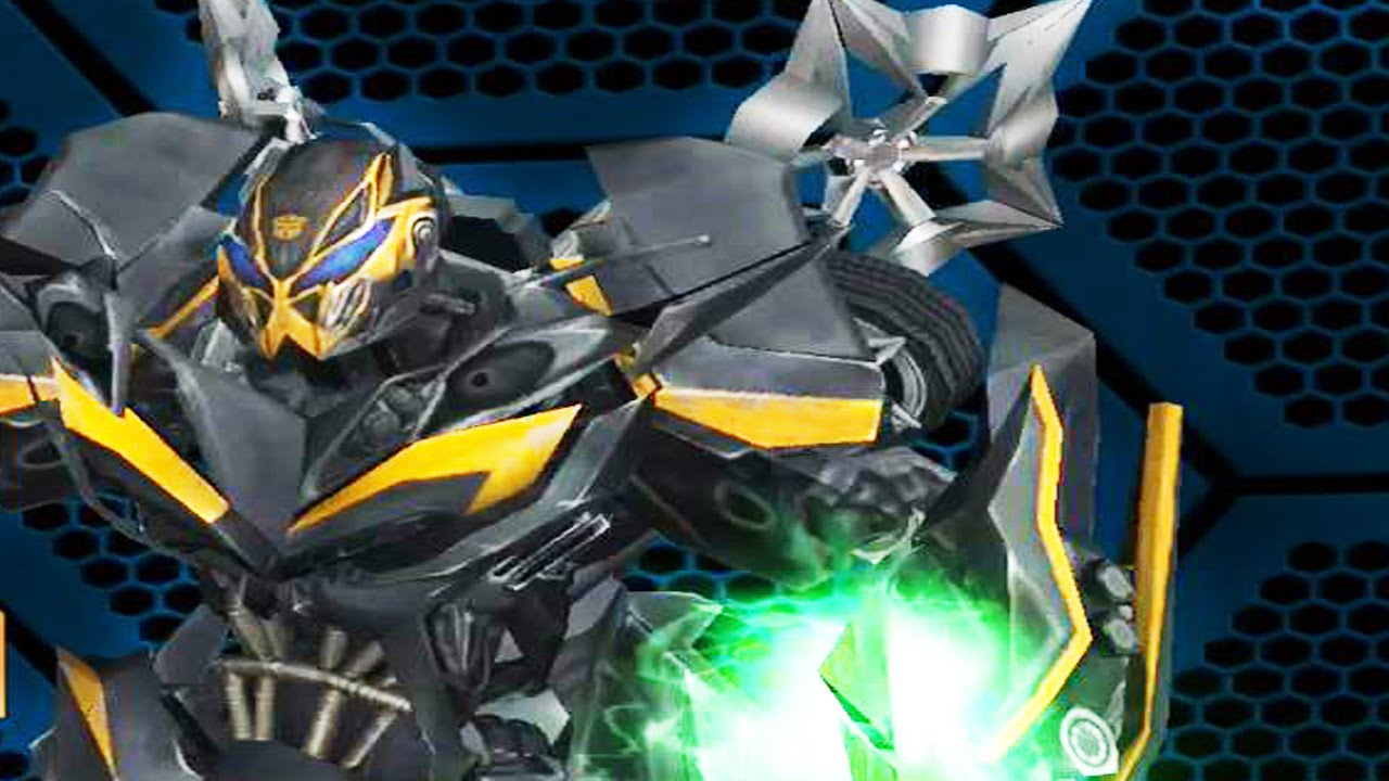 Transformers: Age of Extinction - Unlocked Stealth ...