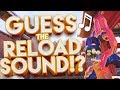 OVERWATCH QUIZ GUESS THE RELOAD SOUND WITH MY GIRLFRIEND!