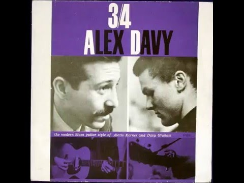 Davy Graham and Alexis Korner - 3/4 AD