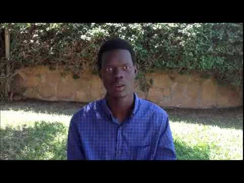 South Sudan B2R Scholars  2014