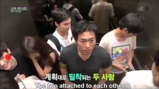 [ENG SUB] ????? BANGTAN Boys Elevator Hidden Camera (Prank) MP3