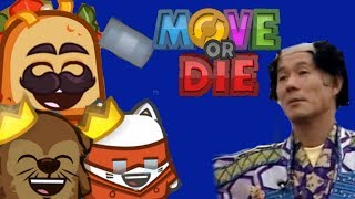 Racist Japanese?? | Move or Die Funny Moments