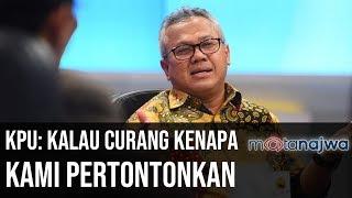 Download Video Usai Pemilu - KPU: Kalau Curang Kenapa Kami Pertontonkan? (Part 5)   Mata Najwa MP3 3GP MP4