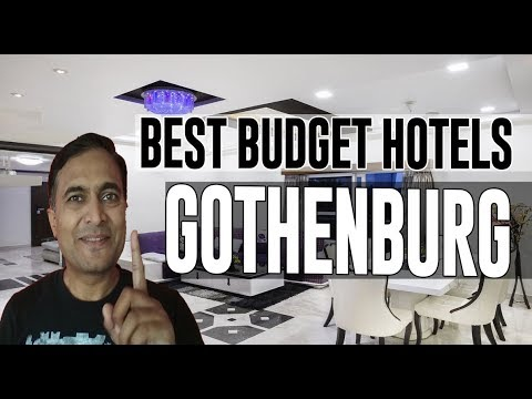 Cheap And Best Budget Hotels In Gothenburg, Sweden