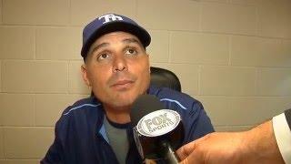 Kevin Cash - Tampa Bay Rays vs. Toronto Blue Jays postgame 5/17/16