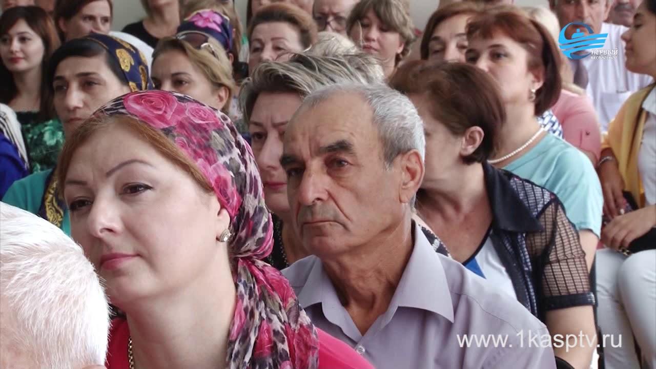 Традиционная августовская конференция работников образования состоялась в Каспийске