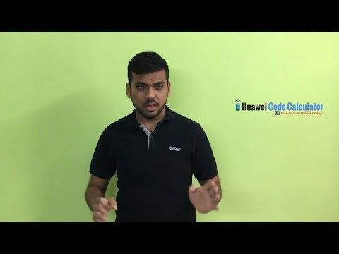 Huawei Unlock Code Calculator : How To Calculate Huawei Unlock Code (Free)