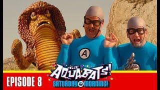 The Aquabats! Saturday Morning! - It's CobraMan!