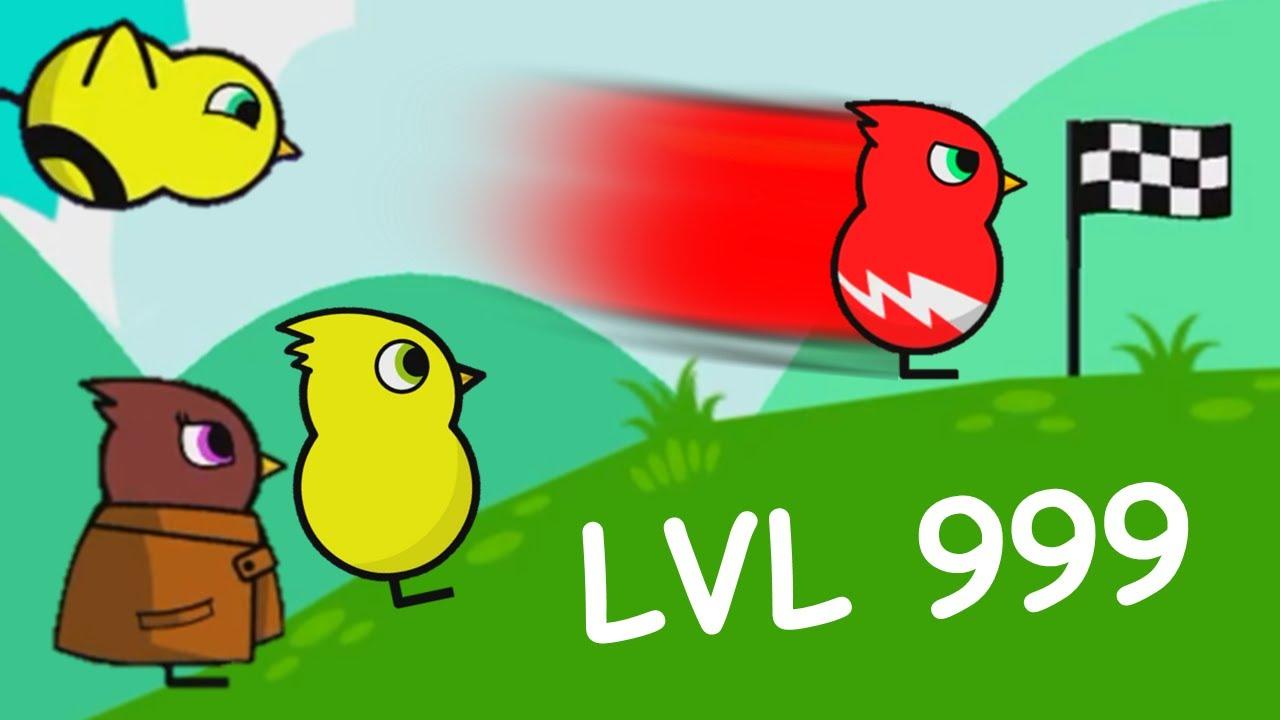 Download So I Hacked Duck Life 4.... UNBEATABLE DUCK? (LEVEL 999 DUCK) [Part 1]