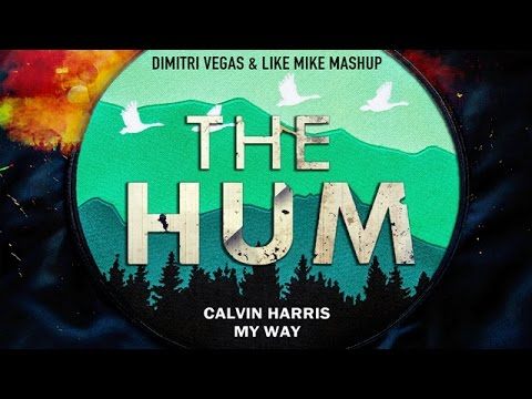 The Hum vs My Way vs Boadicea - Dimitri Vegas & Like Mike BTM Belgium 2016