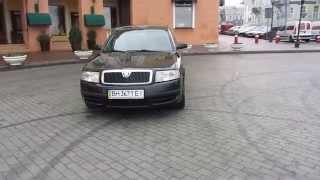 AutoBond - прокат авто в Одессе - Scoda SuperB(, 2013-04-15T18:12:14.000Z)