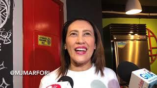 AiAi delas Alas on Regine's transfer to ABSCBN & Marian's pregnancy.