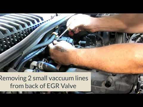 Replacing The Fuel Rail Pressure Sensor On A 2005 Mercury Mountaineer (P0191 - P0193) Full Details!