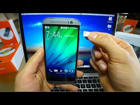How To Unlock HTC One M8 - Fast and simple instructions