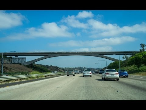 13-38 San Diego #5 of 5: I-5, I-805 & More North of the Border