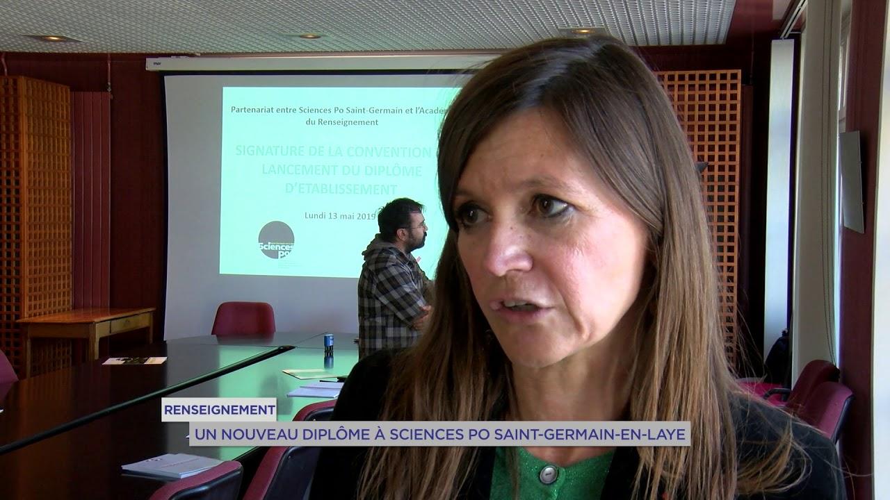 Yvelines | Renseignement : un nouveau diplôme à Sciences Po Saint-Germain