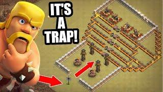"TROLL WARS RETURNS!! 💥 ""Stairway To Heaven"" 💥 Clash Of Clans"