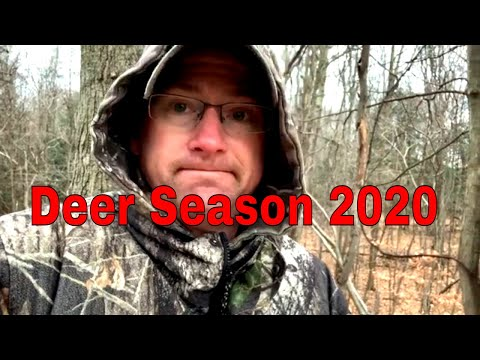 New York Deer Hunting. Opening Day 2020. A Big Surprise.