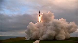 "Rocketlab Electron ""IT'S A TEST"" Full launch Long From Mahia Peninsula"