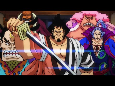 One Piece Episode 995 Preview