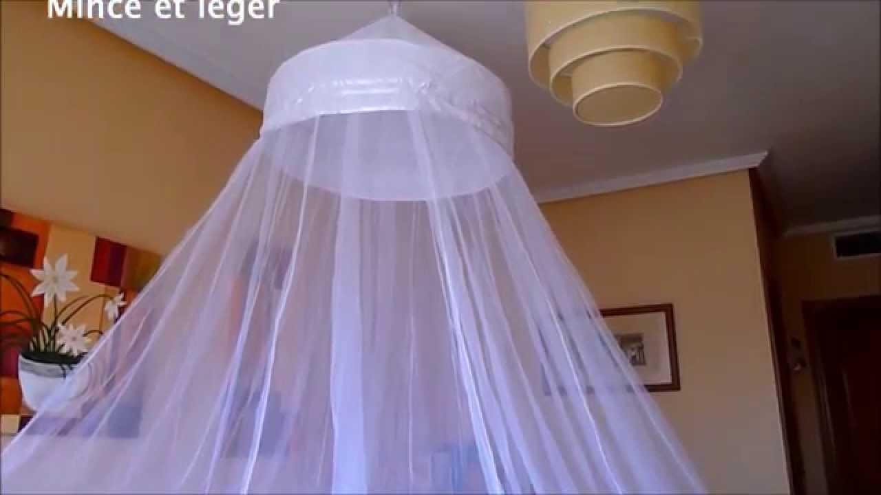 moustiquaire pour lit banga deluxe - Moustiquaire De Lit