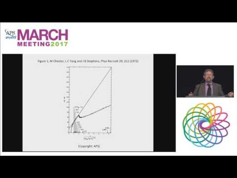 Topological Defects and Phase Transitions: John Kosterlitz