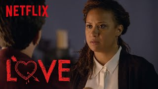 Love | Behind the Scenes: Tracie Thoms Sings Rent | Netflix