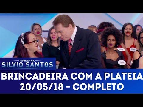 Perguntas para o auditório | Programa Silvio Santos (20/05/18)
