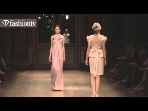 Georges Hobeika Runway Show  Paris Couture Fashion Week Fall 2011 _ Fashion Week Videos _ fashiontv.