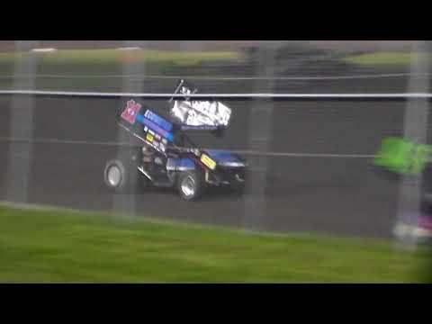 305 Sprint Car Amain @ Boone Speedway 05/12/18