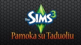 The sims 3 Razor1911 instaliavimo pamoka lietuviškai