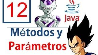 Tutorial Java - Métodos y parámetros, instancia de una clase con java (Nº 12 )