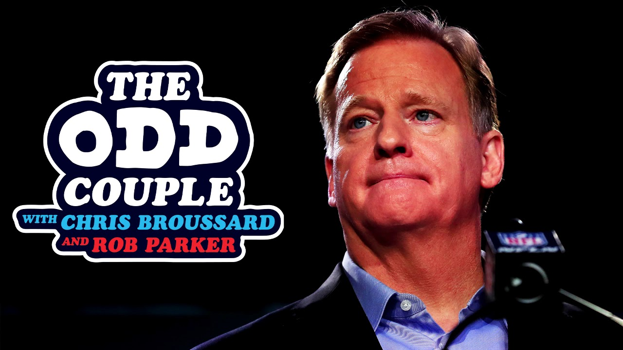 Rob Parker is Not Buying Roger Goodell's Statement on Black Lives Matter