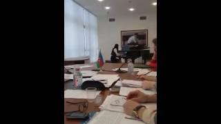 """Q.Qarayev """"7 gözəl"""" baletindən vals"""