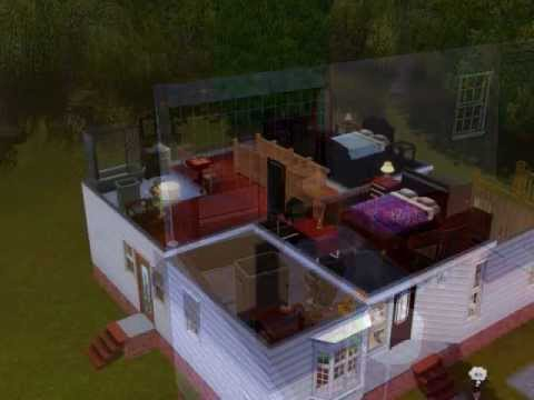 Twilight Bella Swan 39 S House On The Sims 3 Youtube