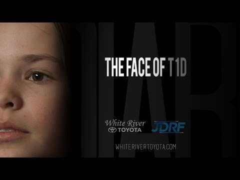The Face of T1D | White River Toyota