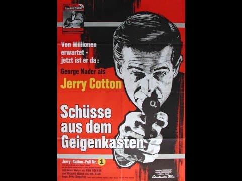 Jerry Cotton G-man agent F.B.I. - Vražedné pouzdro na housle