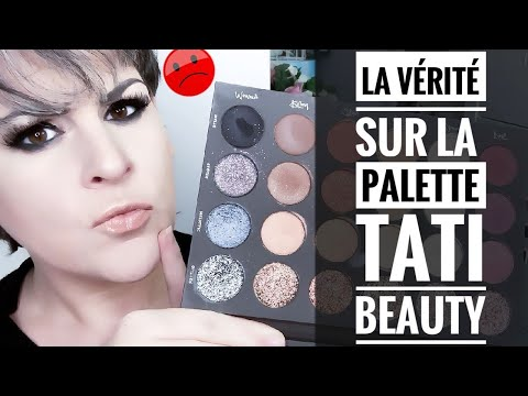 TATI BEAUTY REVIEW! La vérité sur Tati Westbrook Makeup thumbnail