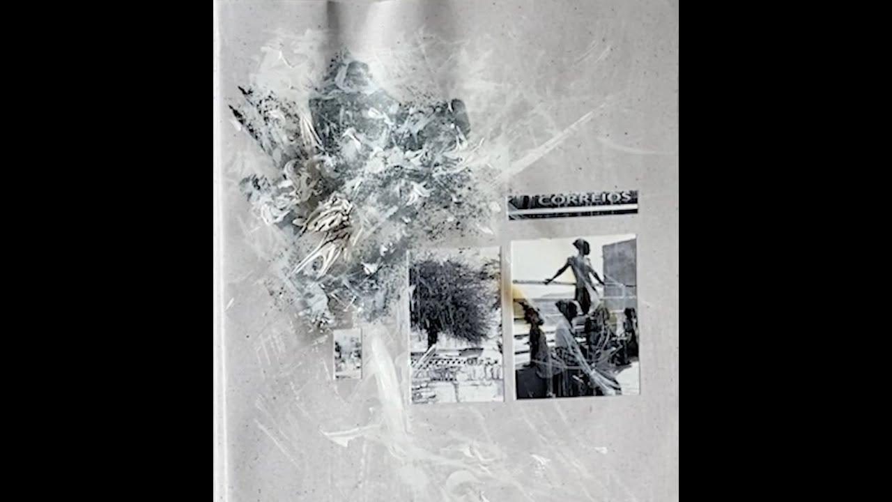"""Artist's book """"Cabo Verde ou eu não sou daqui"""""""