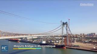 Major Chinese-built projects in Africa